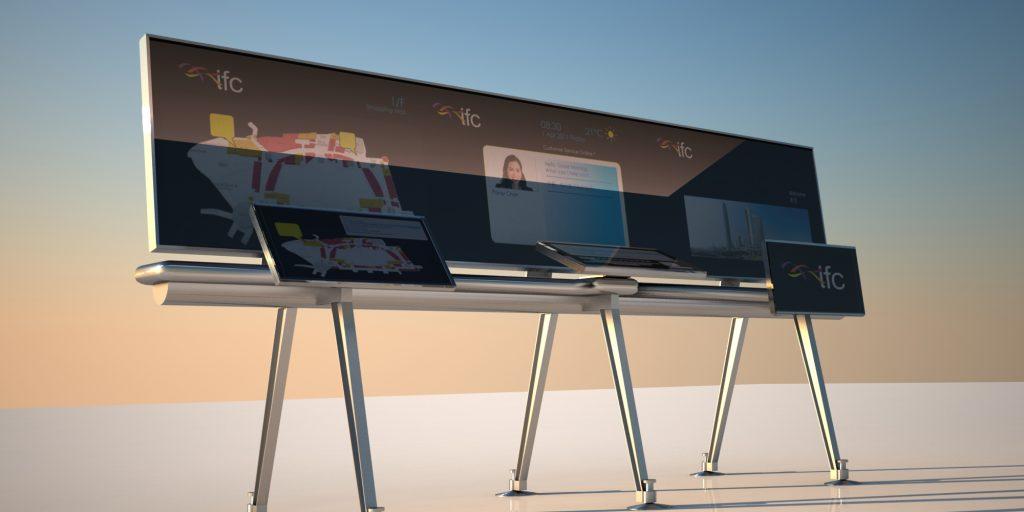 Kiosk - Design